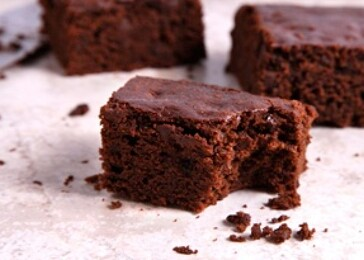 VEGANSKÉ BROWNIES